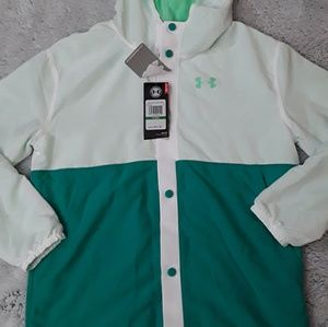 Under armour girls Jacket YLG